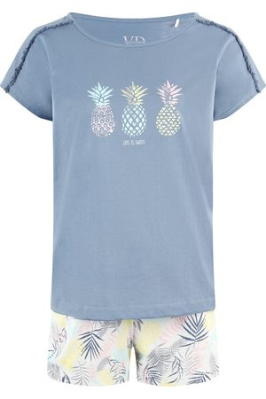 vivance collection Kort pyjamas 'Pineapple