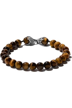 David Yurman Man Armband - Spiritual Beads tiger eye bracelet