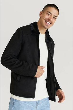 Studio Total Jacka Teddy Fake Suede Jacket