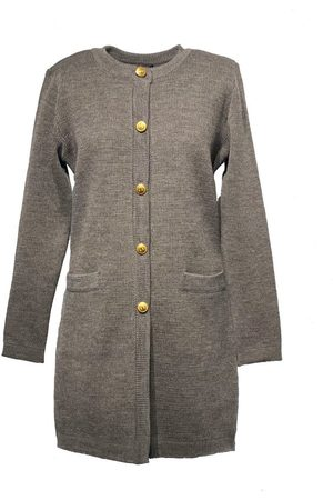 Noor of Sweden Audrey Knitted wool coat