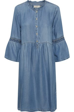 Cream Lussa denim dress