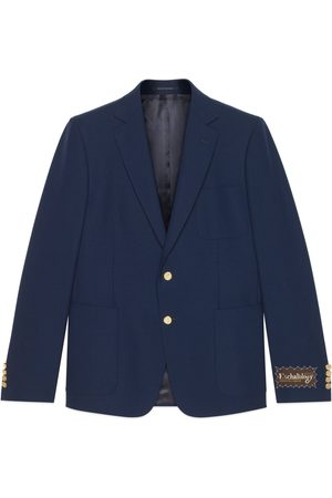 Gucci Wool single breasted jacket
