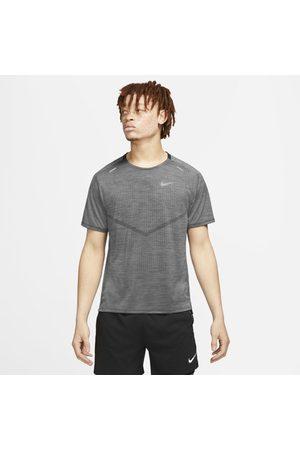 Nike Man Träninghoodies - Kortärmad löpartröja Dri-FIT ADV Techknit Ultra för män