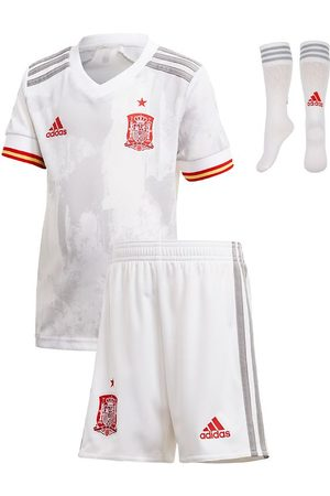 adidas Babyset - Fotbollset - Spanien - Marble/Grå