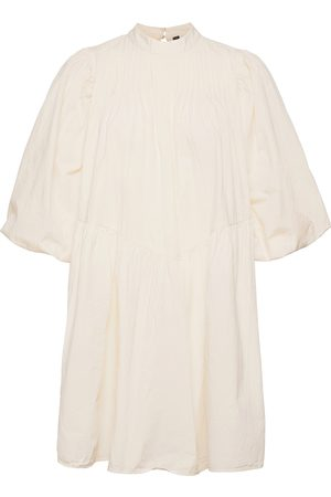 YAS Salisa 3/4 Dress S. Dresses Everyday Dresses Creme