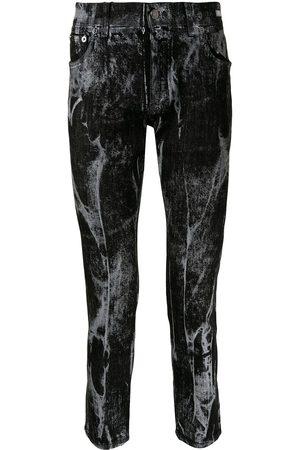 Dolce & Gabbana Marmorerade skinny-jeans