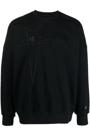 Rick Owens Man Sweatshirts - Tröja med logotyp