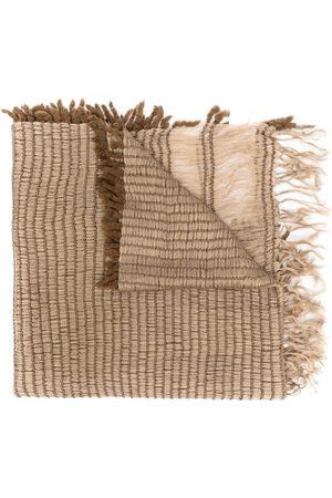 Issey Miyake Pre-Owned Halsdukar - Vävd halsduk från 2000-talet