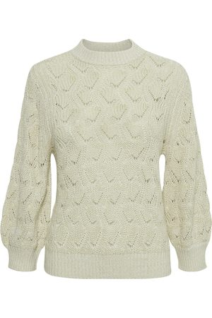 Soaked in Luxury Pointa Pullover 3/4