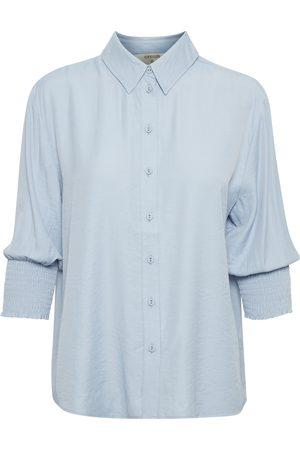 Cream Kvinna Skjortor - Nola Shirt