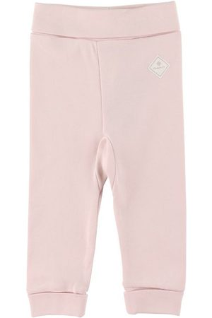 GANT Flicka Joggingbyxor - Sweatpants - Lock Up - Organic - Crystal Pink