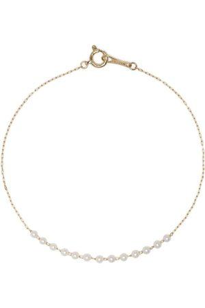 Mizuki Akoya kedjearmband i 14K gult med pärla
