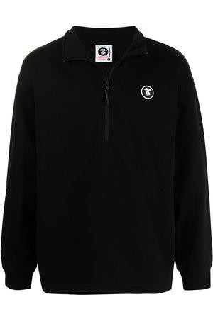 AAPE BY A BATHING APE Man Sweatshirts - Sweatshirt med logotypmärke
