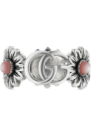 Gucci Man Ringar - Double G flower ring