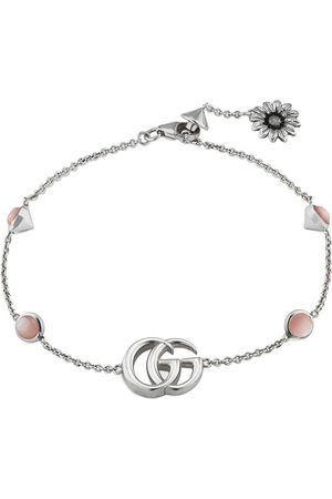 Gucci Man Armband - Double G flower bracelet