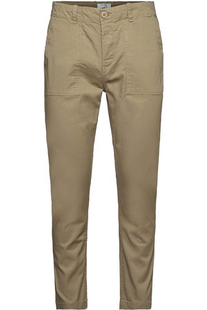 Kronstadt Dick - Cropped Chinos Byxor