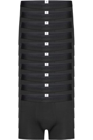 Knowledge Cotton Apparal Maple 10 Pack Underwear - Gots/Vega Boxerkalsonger Multi/mönstrad