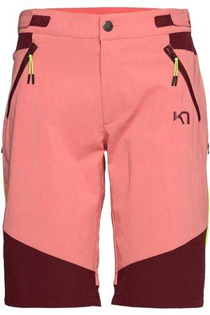 Kari Traa Kvinna Träningsshorts - Sanne Shorts Shorts Sport Shorts Orange
