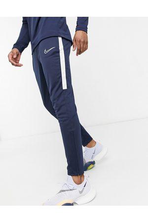 Nike Nike – Football academy – Marinblå joggers