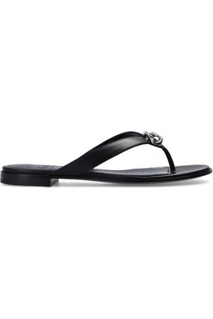 Givenchy Kvinna Flip-flops - Leather flip-flops