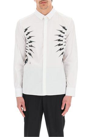 Neil Barrett Thunderbolt shirt