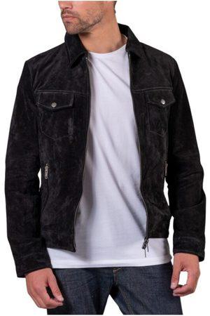 Jofama BEN Suede Shirt Jacket