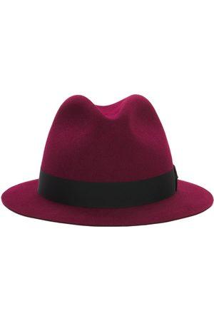 Saint Laurent Kvinna Hattar - Bogart Felt Hat