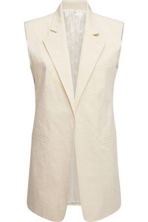 Peter Do Light Weight Cotton Canvas Vest