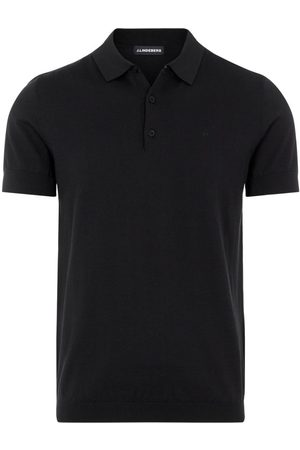 J Lindeberg Man Pikétröjor - Ridge Cotton Silk Polo Shirt Man