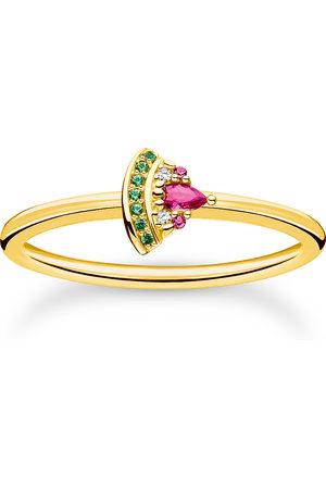 Thomas Sabo Ring vattenmelon guld