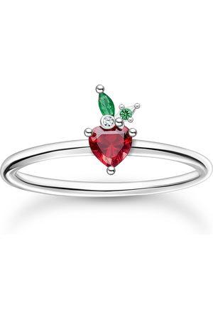 Thomas Sabo Ring jordgubbe silver