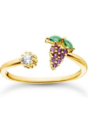 Thomas Sabo Ring druva guld