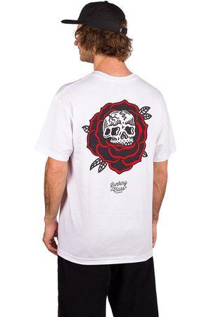 Lurking Class Man Kortärmade - Rose T-Shirt white
