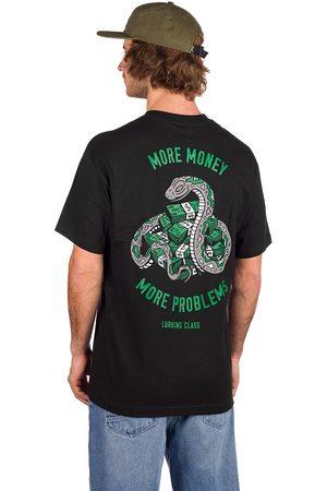 Lurking Class Man Kortärmade - Money Problems T-Shirt black