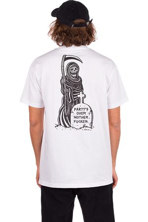 Lurking Class Party Is Over T-Shirt white