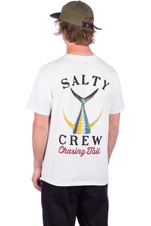 Salty Crew Man Kortärmade - Tailed T-Shirt white