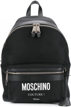 Moschino Man Ryggsäckar - Ryggsäck med logotyp
