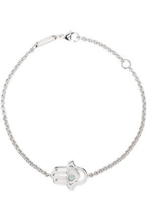 Chopard Armband i 18K vitguld med berlocker