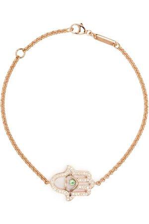Chopard Armband i 18K roséguld med berlocker och diamant