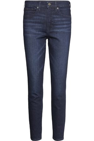 GAP Kvinna High waist - High Rise Skinny Jeans With Secret Smoothing Pockets Skinny Jeans
