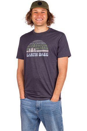 tentree Earth Daze T-Shirt periscope grey heather