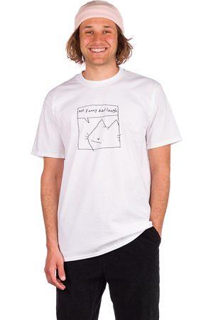 Leon Karssen Haha T-Shirt white