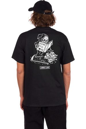 Lurking Class How To Love T-Shirt black