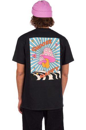 A.Lab Choose Happy T-Shirt black