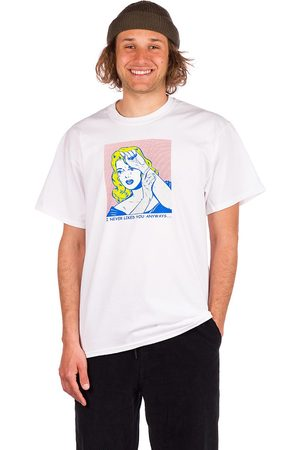 Empyre Never liked you T-Shirt white