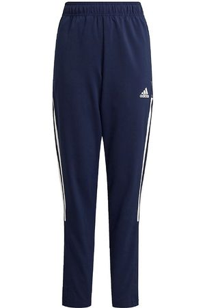 adidas Joggingbyxor - Sweatpants - Tiro21 - Marinblå/