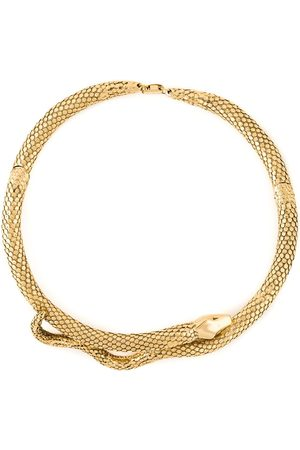 Aurélie Bidermann Tao' snake necklace