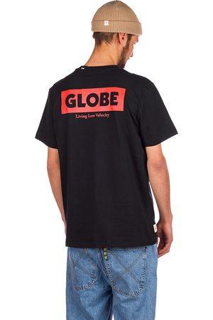 Globe Man Kortärmade - Living Low Velocity T-Shirt black