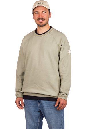 Globe Man Sweatshirts - Traveller Crew Sweater sage