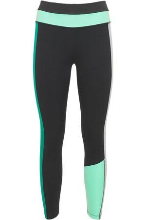Nike Kvinna Strumpbyxor - One Color Block 7/8 Tights